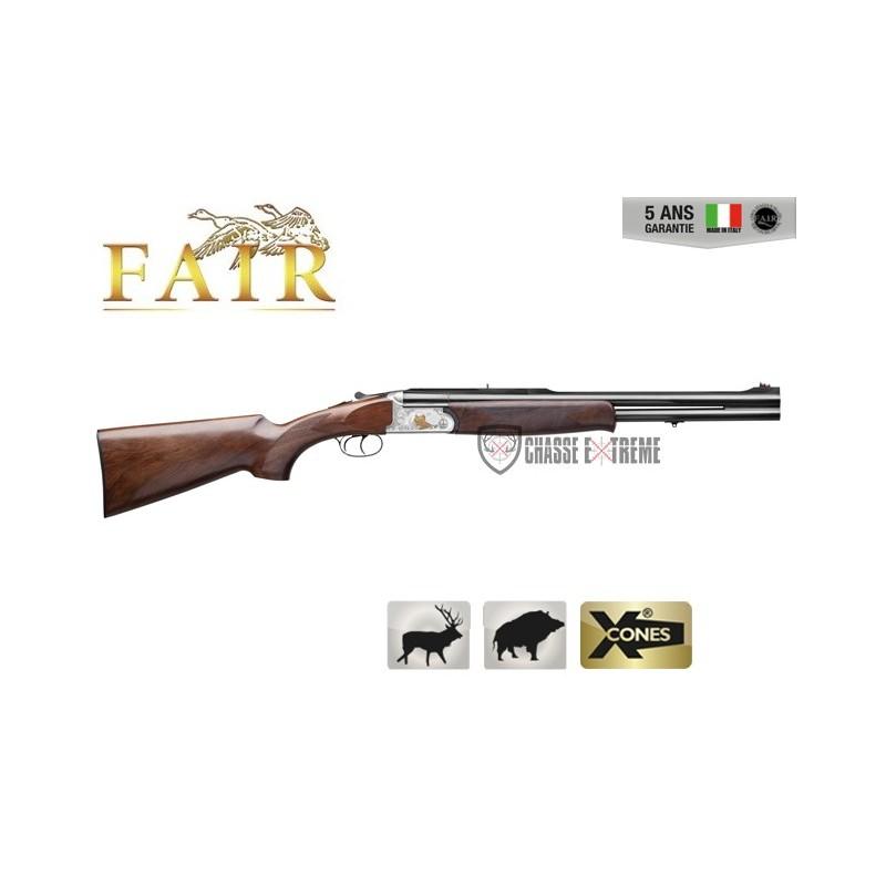 Fusil Superposé Luxe Fair Premier Battue Extracteur / Slug