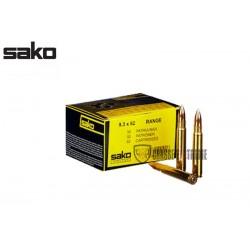 MUNITIONS SAKO 9,3x62 Range SPEEDHEAD FMJ 231 GR