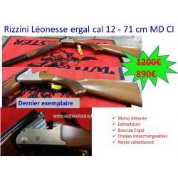 RIZZINI LÉONESSE ERGAL CAL 12 - 71 CM MD CI