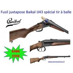 Fusil à pompe ARMSAN RS-X2 noir cal 12/76