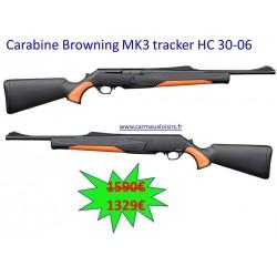 Carabine Browning MK3 Tracker HC 30-06