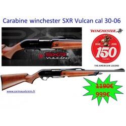 Carabine winchester SXR vulkan battue