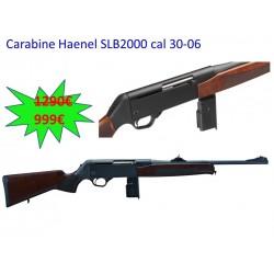Carabine Haenel SLB2000 Cal. 30-06