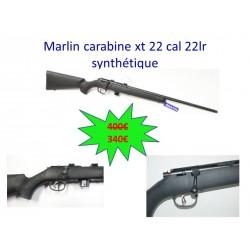 Marlin Carabine xt 22 Cal. 22LR Synthétique