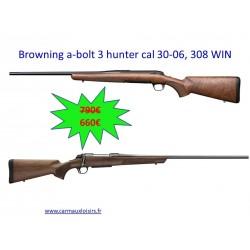 Carabine Browning A-bolt 3 Hunter