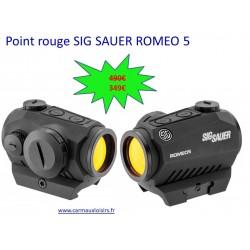 Point rouge SIG Sauer - ROMÉO 5