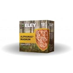 PROMO 250 Cartouches ELEY ALPHAMAX + MAGNUM 46G CAL 12