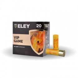 PROMO 250 Cartouches ELEY VIP GAME FIBER 32G CAL 20