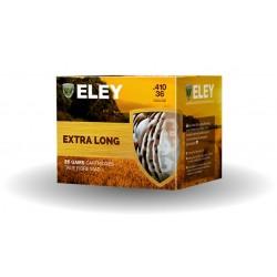 Boîte de 25 cartouches ELEY EXTRA LONG 18G CAL 410 MAG