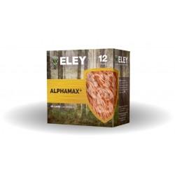 Boite de 25 Cartouches ELEY ALPHAMAX + 36G CAL 12/70