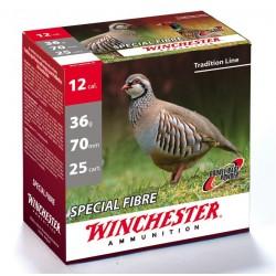 Winchester spécial fiber 36 g cal 12/70