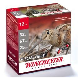 Winchester spécial fiber 32 g cal 12/67