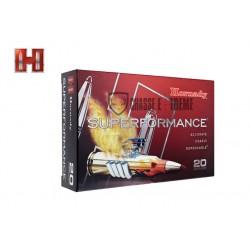 MUNITIONS HORNADY 308 WIN 165 GRAINS INTERBOND® SUPERFORMANCE®